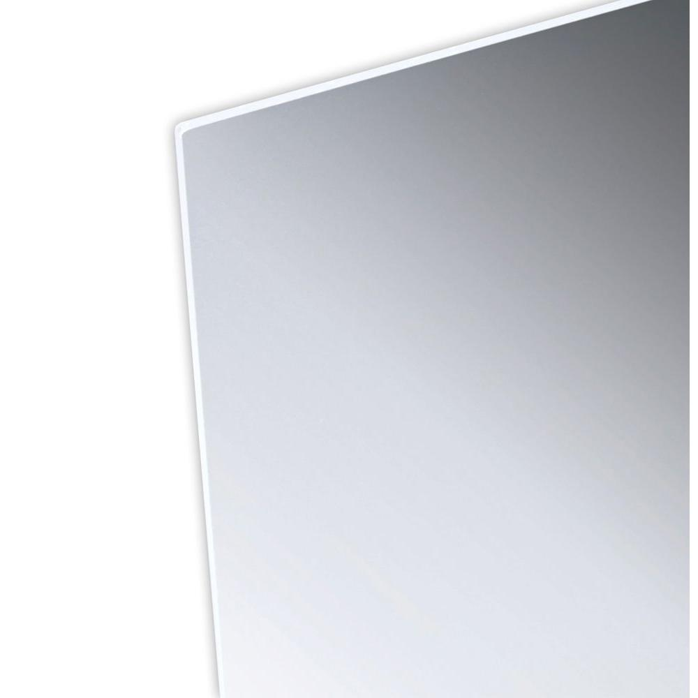 24 in. x 48 in. clear cracked ice acrylic lighting panel (5-pack