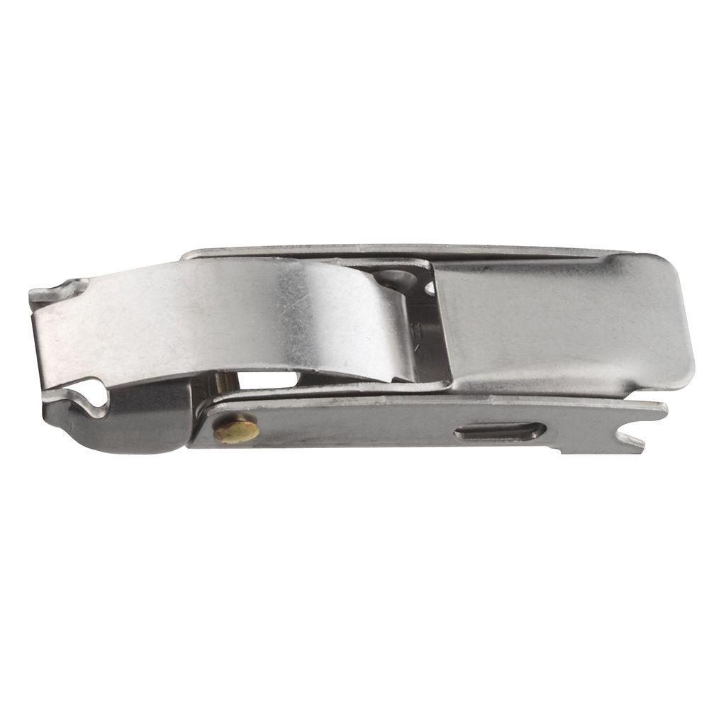 National Hardware 5 in. Draw Hasp in Zinc Plate