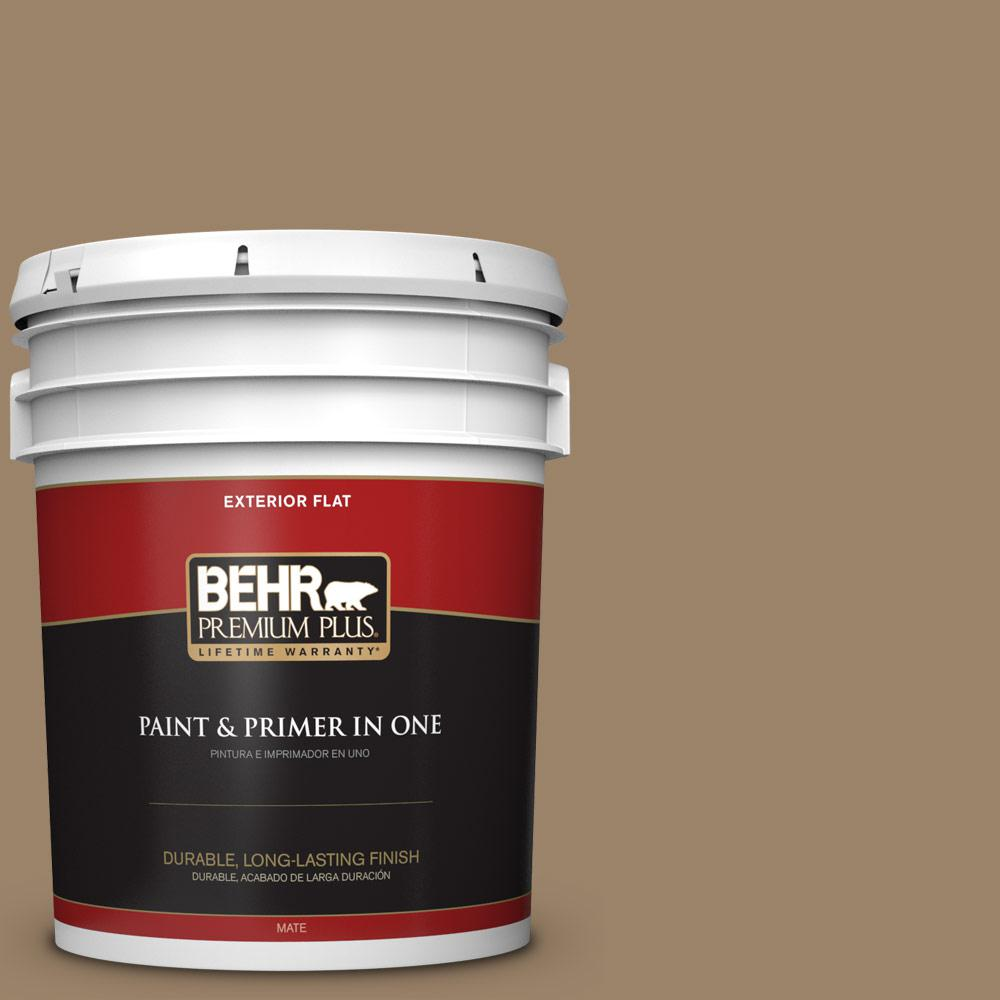 5 gal. #PPU7-04 Collectible Flat Exterior Paint