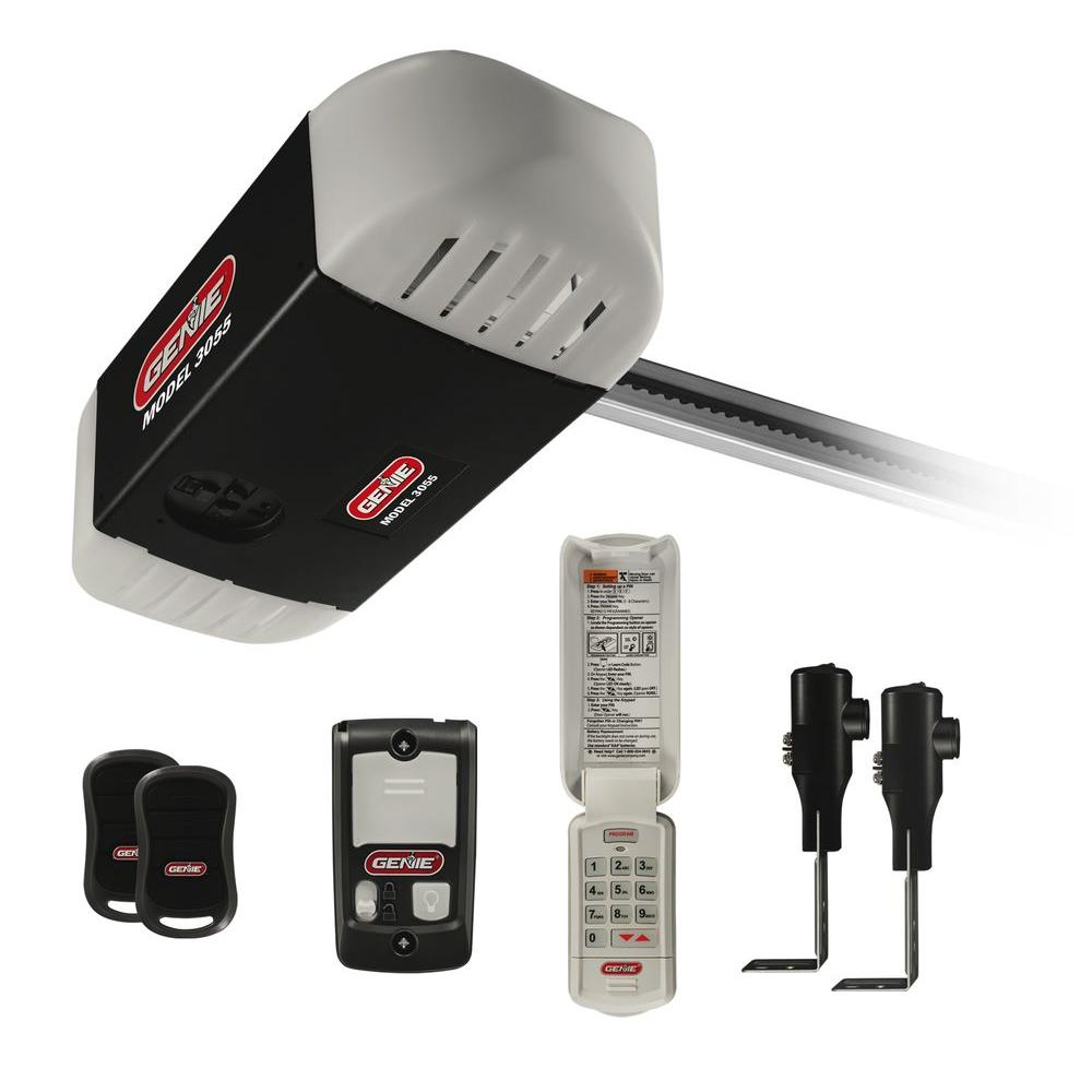 SilentMax 750 3/4 HPc Belt Drive Garage Door Opener