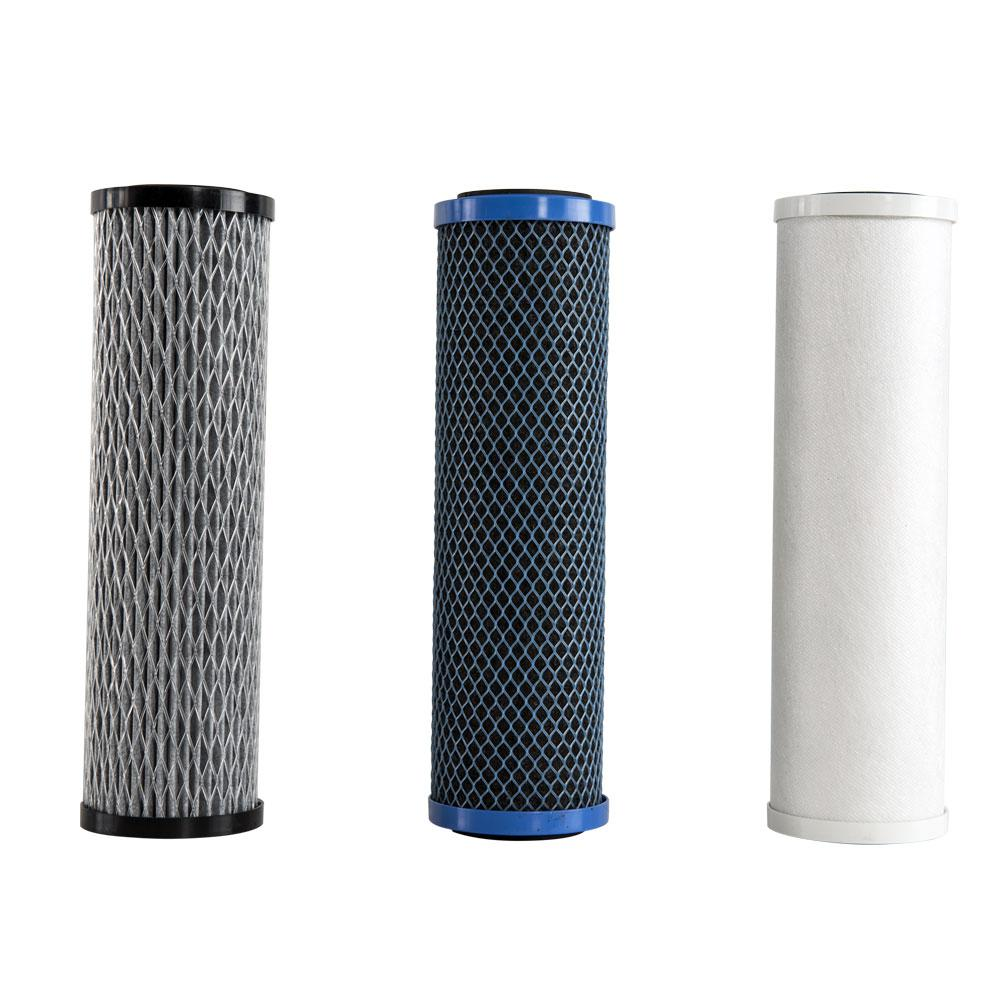 Drinking Water Purifier Replacement Filter Cartridges