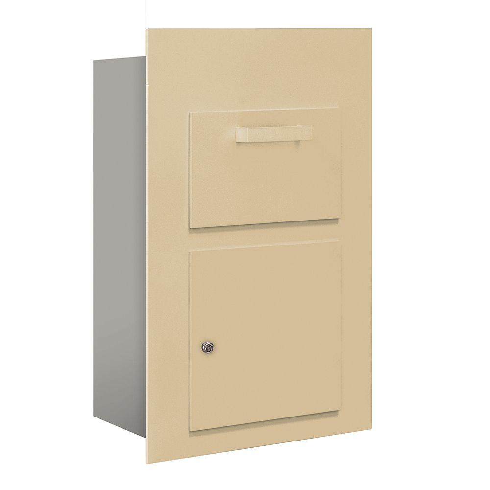 3600 Series Collection Unit Sandstone Private Front Loading for 5 Door