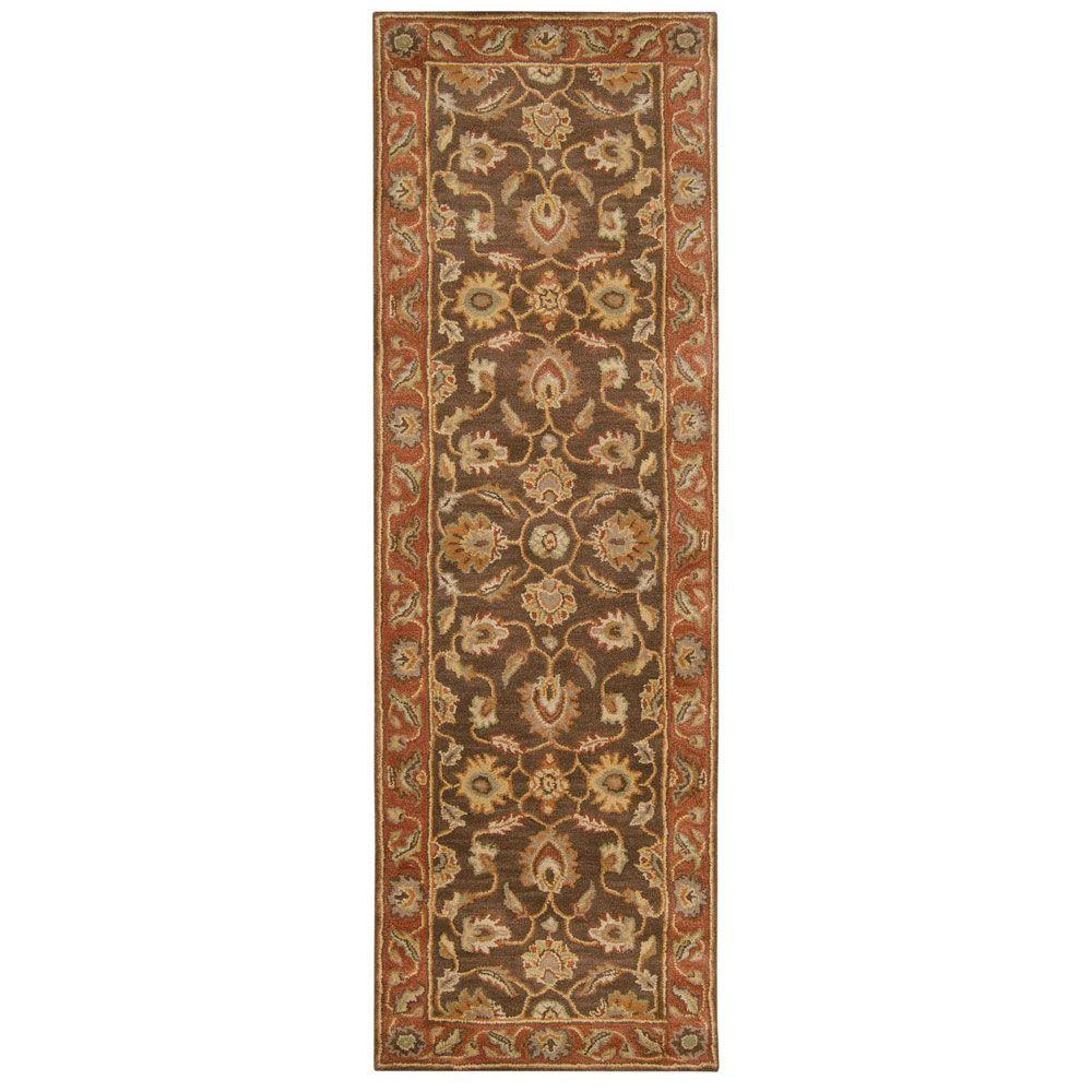 John Brown 2 ft. 6 in. x 8 ft. Rug Runner