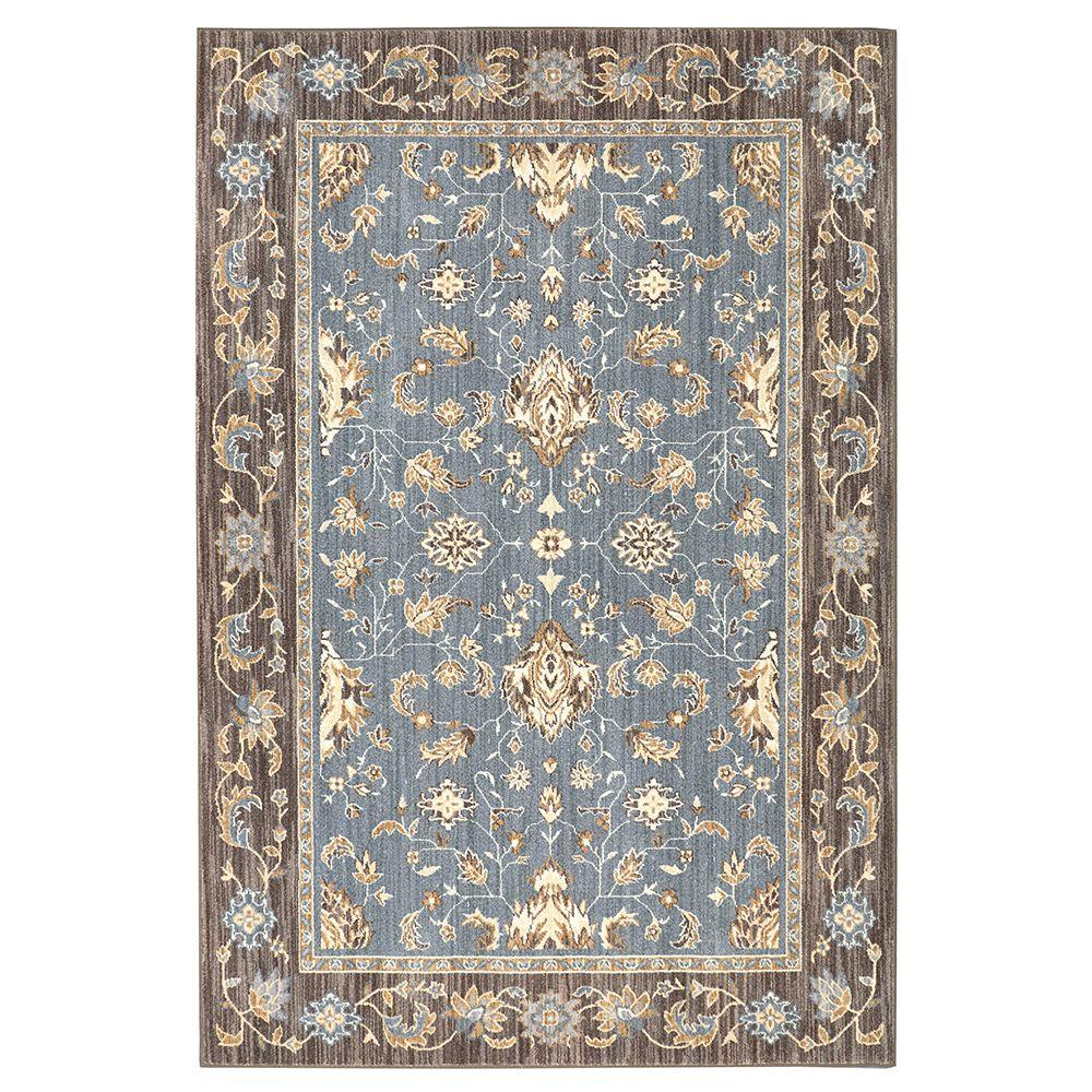 Perfection Sea 8 ft. x 10 ft. Area Rug