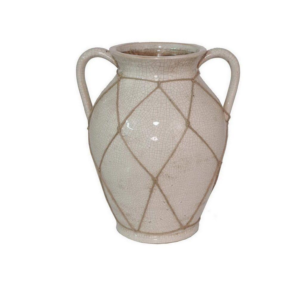 Home Decorators Collection Ravenna Beige Large Vase