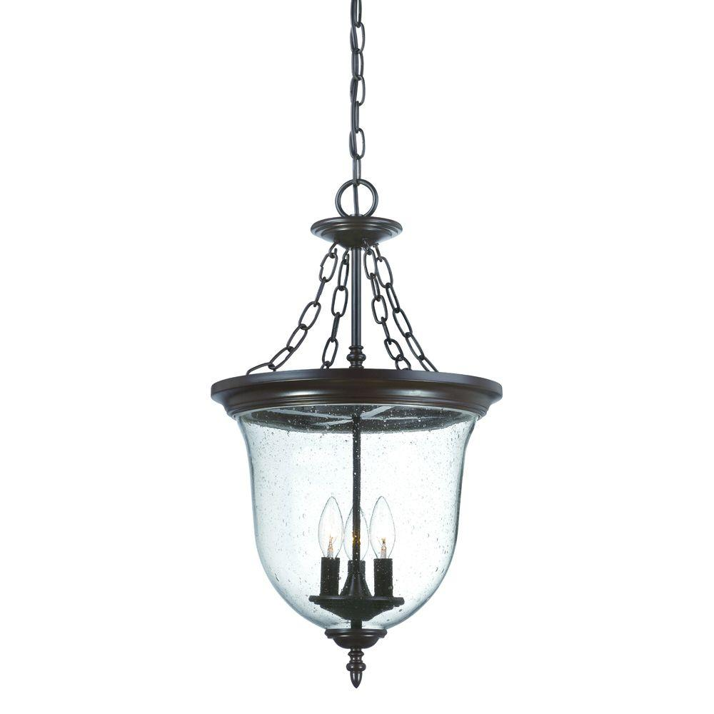acclaim lighting belle collection 3 light architectural