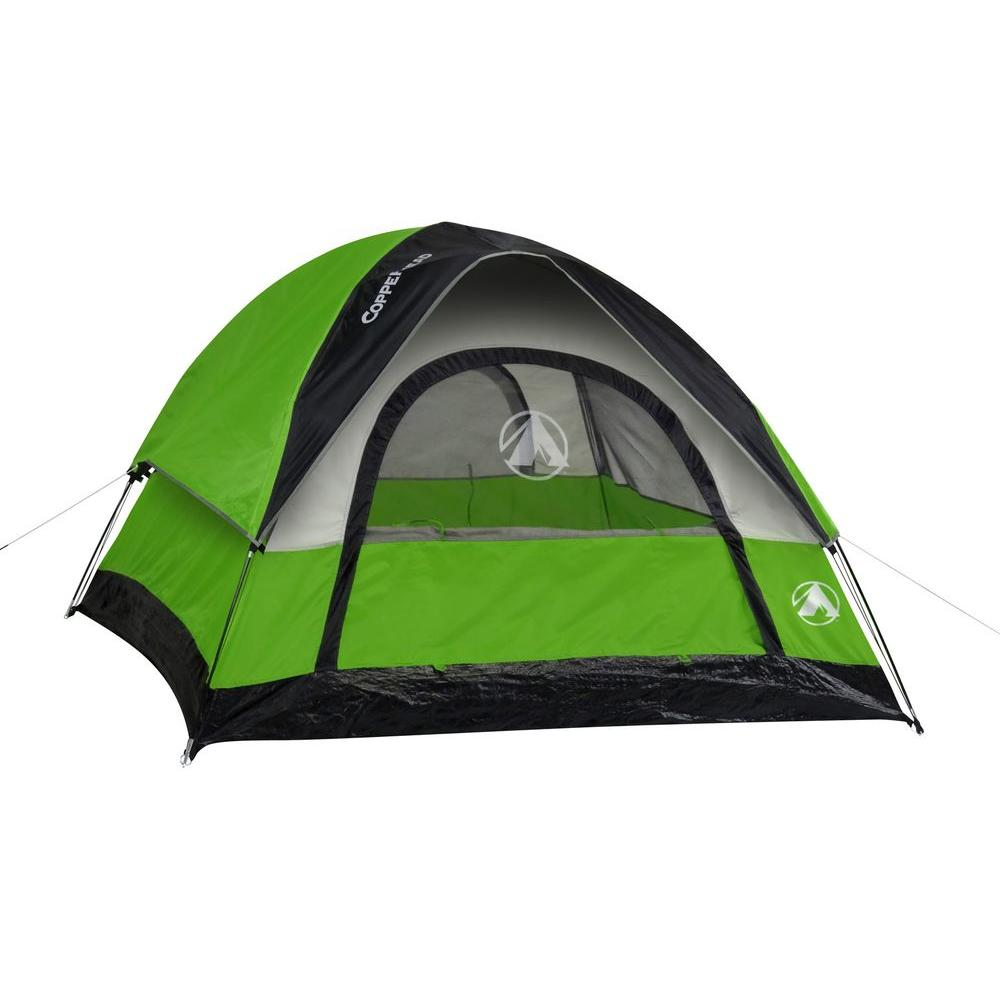 3 Person Copperhead 7 ft. x 7 ft. Dome Tent