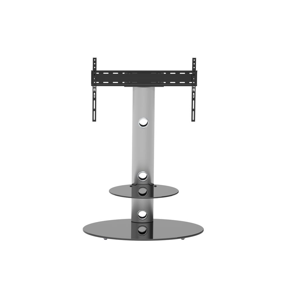 fsl800lusa tv floor stand with tv mounting column for 32 in to 50 - Flat Panel Tv Stands