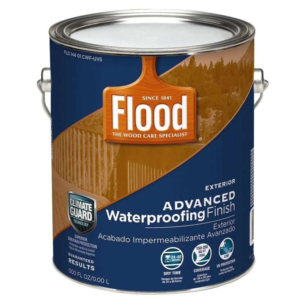 Flood 1-gal. Natural Advanced Waterproofing Stain