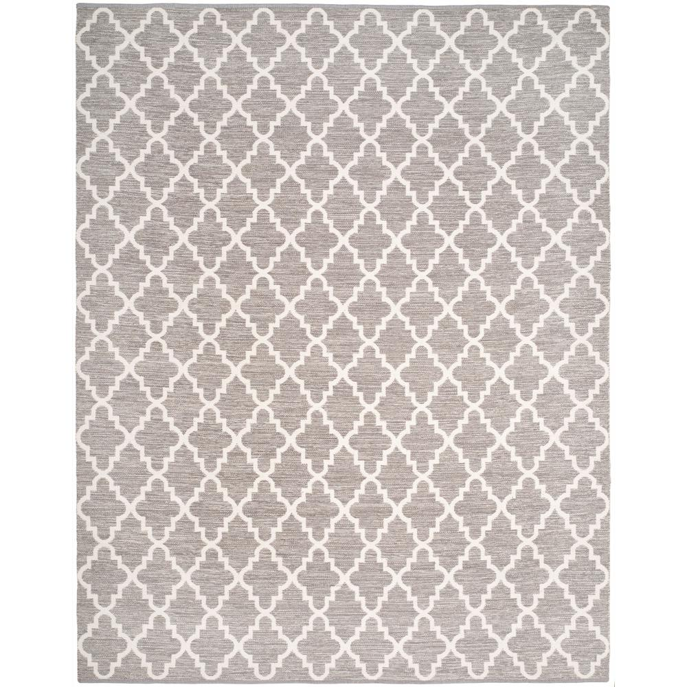 Safavieh Montauk Grey/Ivory 8 ft. x 10 ft. Area Rug-MTK712G-8 - The Home Depot