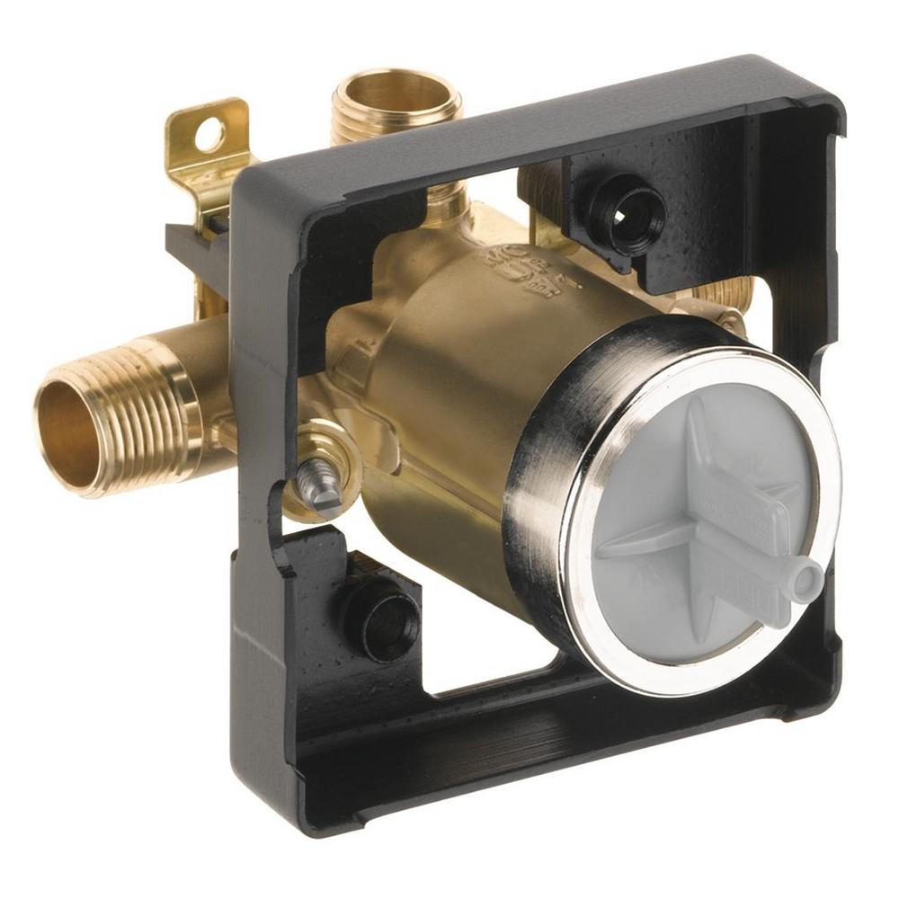 multichoice universal tub and shower valve body roughin kit