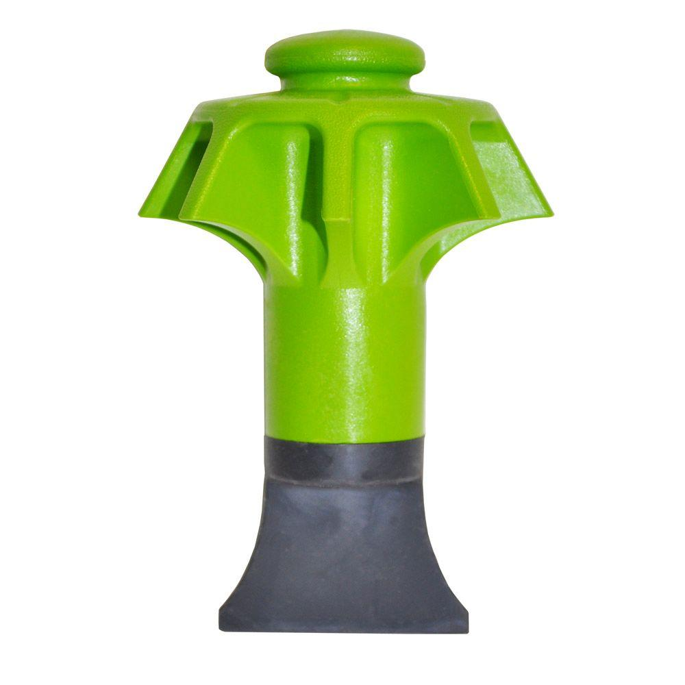Disposal Genie Garbage Disposal Strainer with Microban in Green
