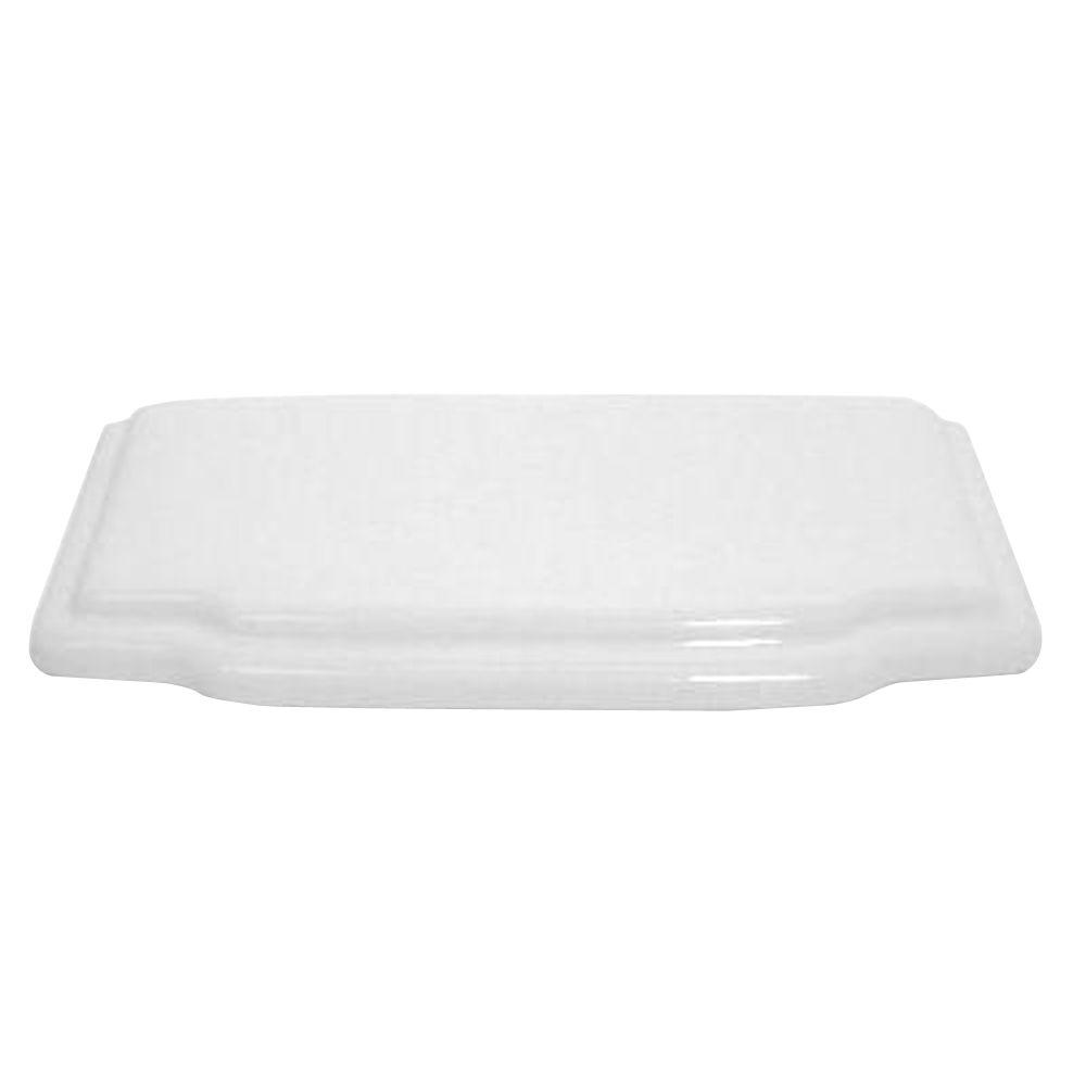 Elizabethan Classics English Turn Toilet Tank Lid Only in White