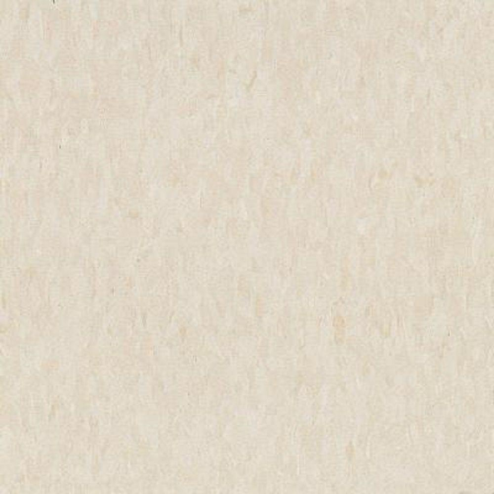 Take Home Sample - Imperial Texture VCT Antique White Standard Excelon
