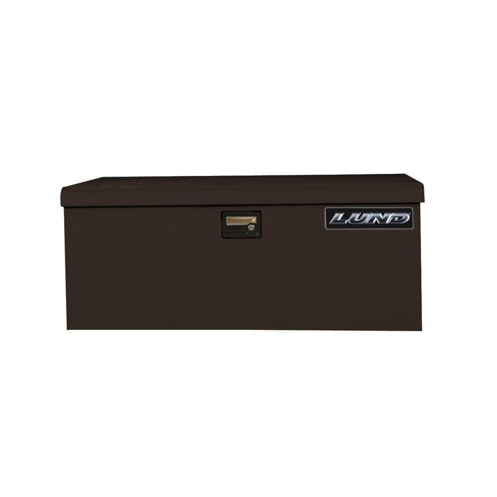 Lund 42 in. Steel Light Duty Job Chest, Black
