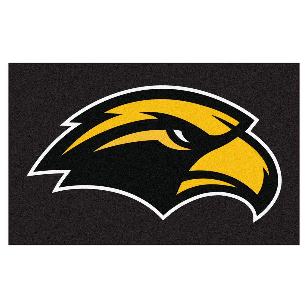 University of Southern Mississippi 60 in. x 96 in. Ulti-Mat