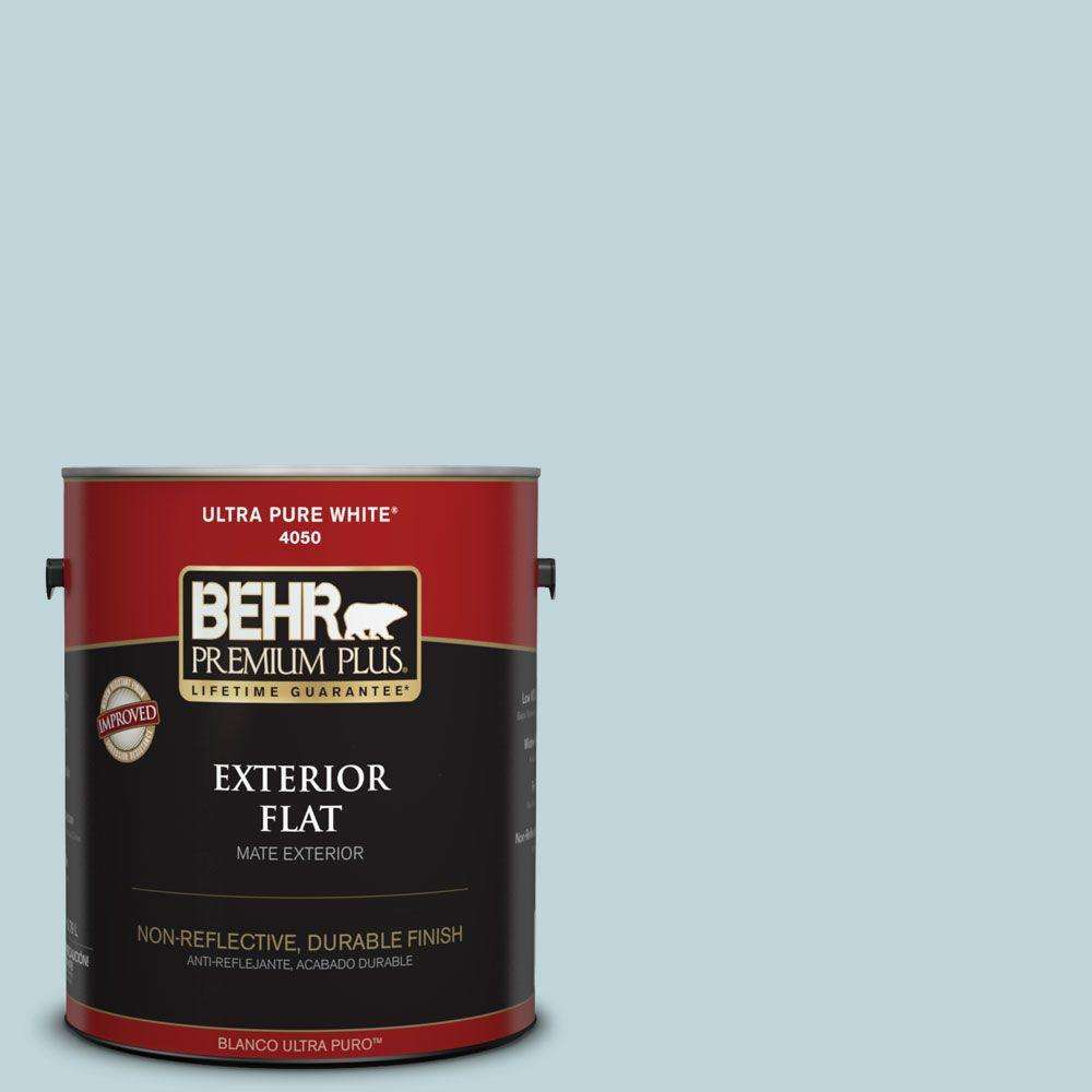 1-gal. #S450-2 Wind Speed Flat Exterior Paint