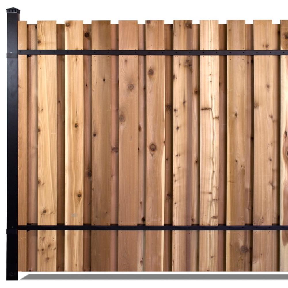 6 ... - Wood Fence Panels - Wood Fencing - Fencing - Lumber & Composites