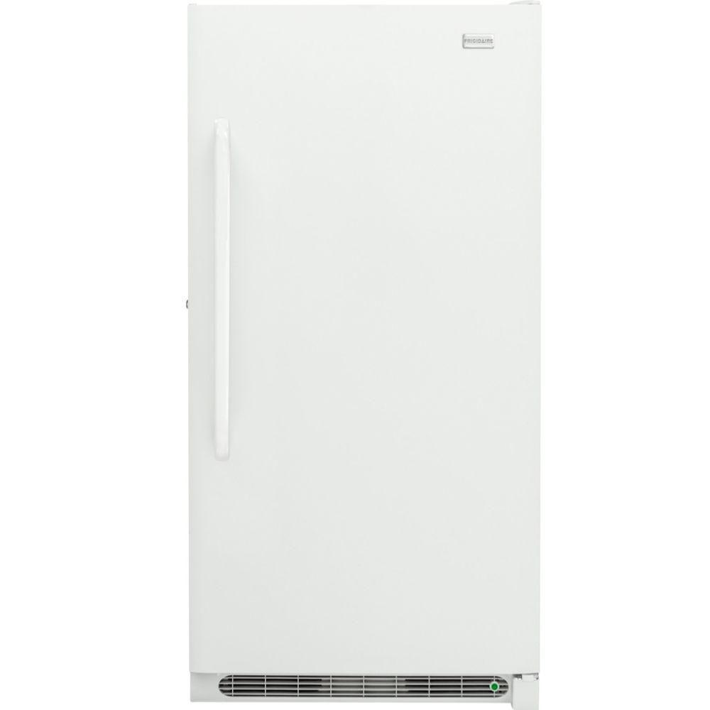 21.0 cu. ft. Frost Free Upright Freezer in White, ENERGY STAR