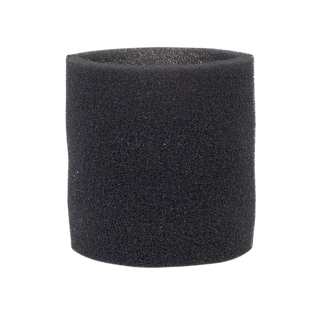 Multi-Fit Foam Filter Sleeve for Select Genie and Shop-Vac Wet Dry Vacs