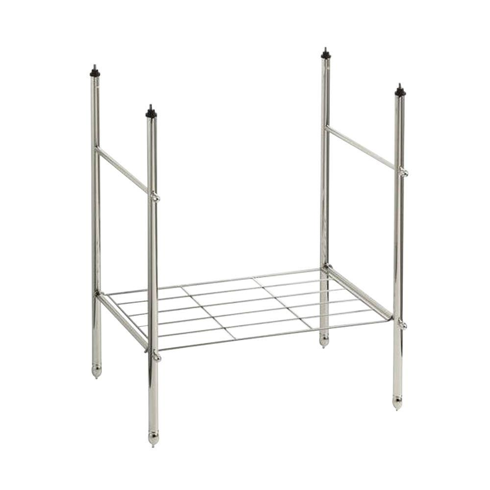 KOHLER Memoirs Console Table Legs in Vibrant Polished Nickel-K-6880-SN - The