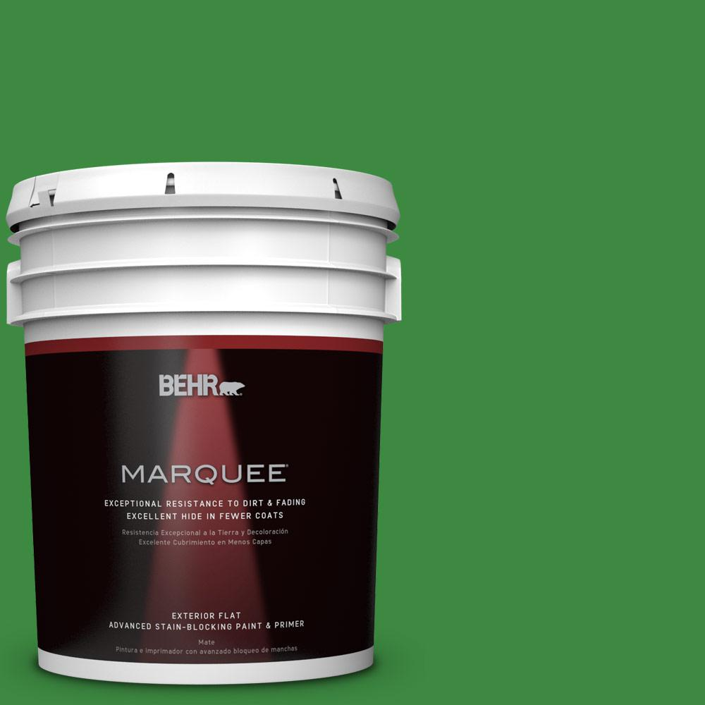 5-gal. #T12-9 Level Up Flat Exterior Paint