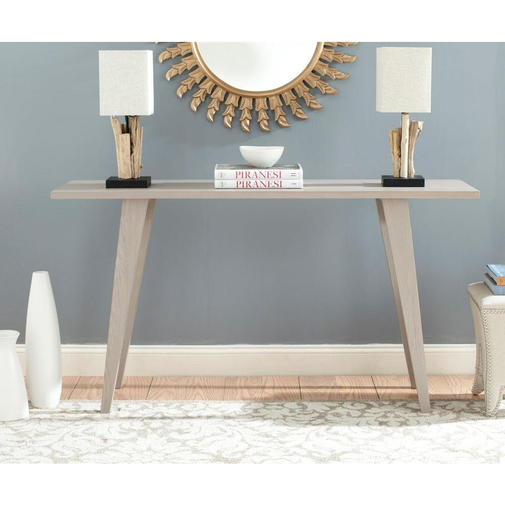 Manny Gray Console Table