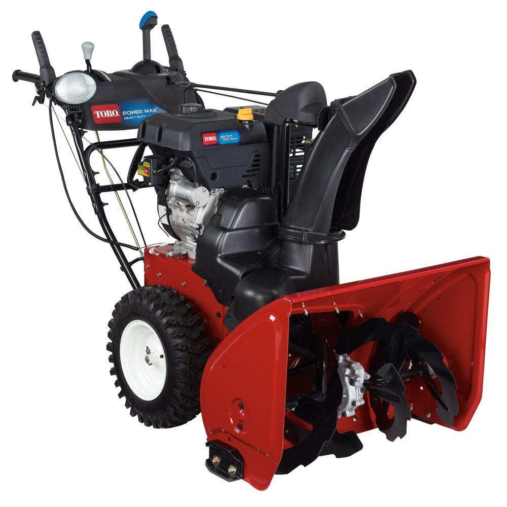 Toro Power Max HD 1028 OXE 28 in. Two-Stage Electric Start Gas Snow Blower