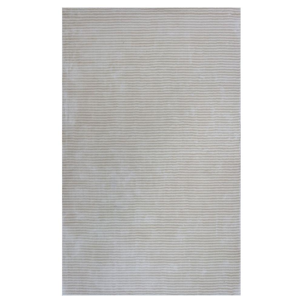 Silk Texture Ivory 7 ft. 6 in. x 9 ft. 6