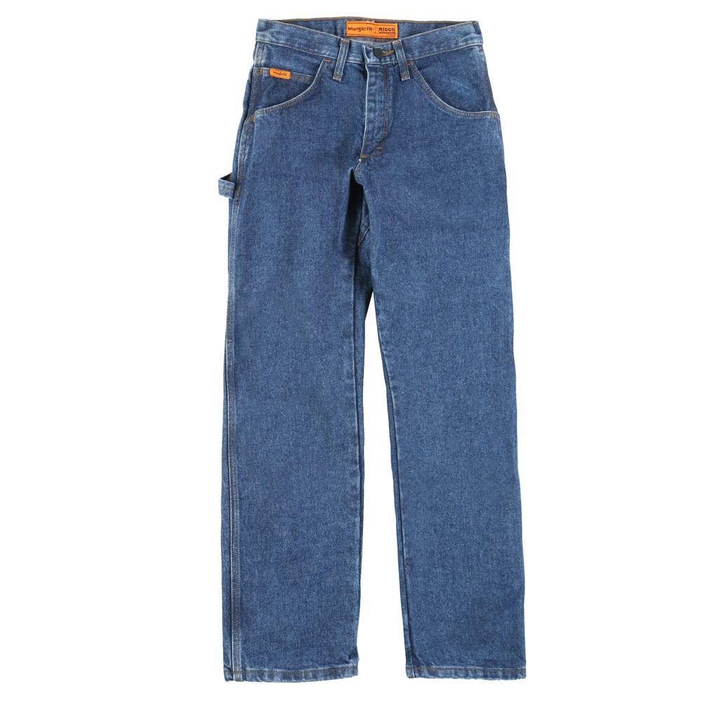 Wrangler Men's Flame Resistant Carpenter Jean