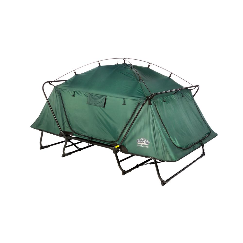 2 Person Off The Ground Double Tent Cot