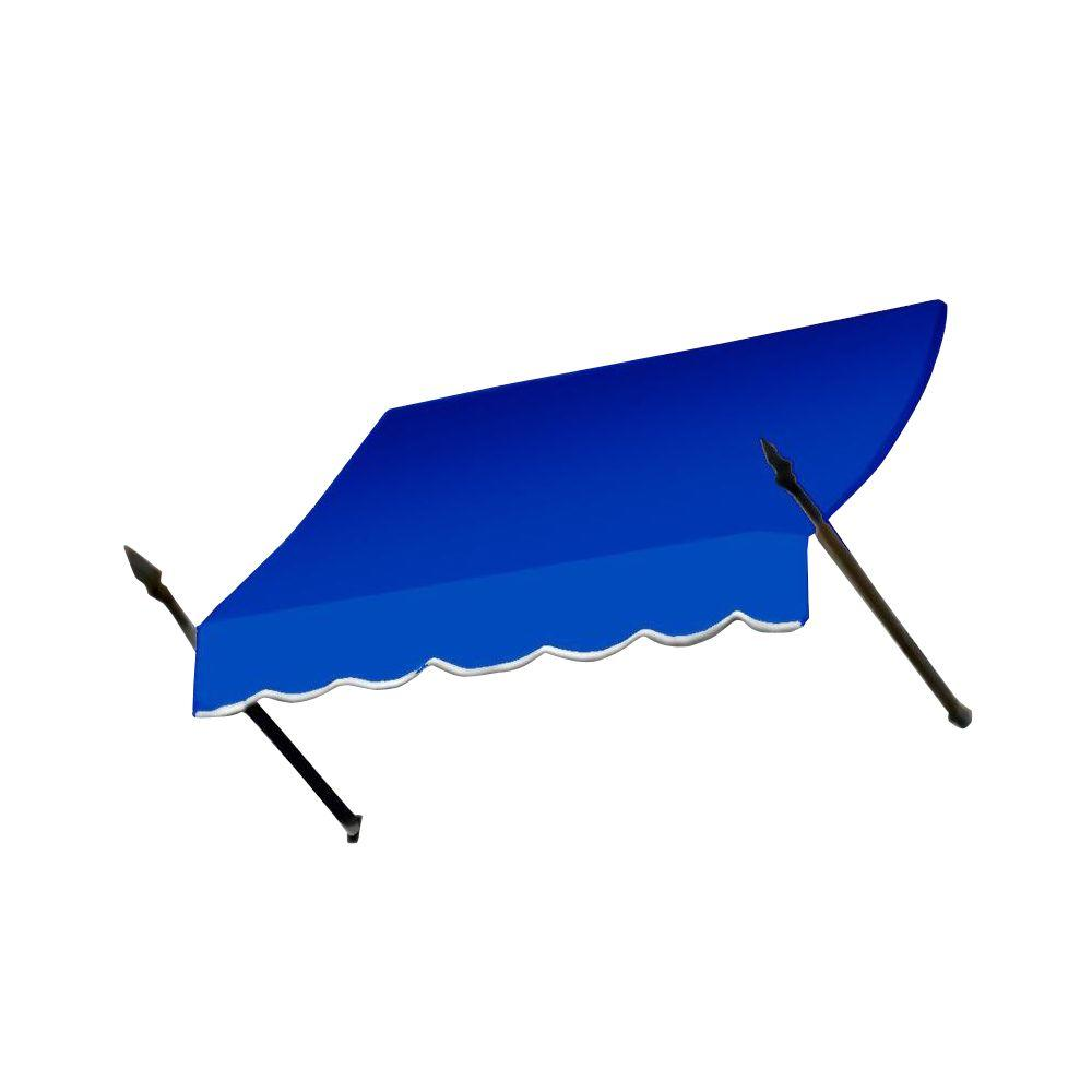 AWNTECH 8 ft. New Orleans Awning (56 in. H x 32