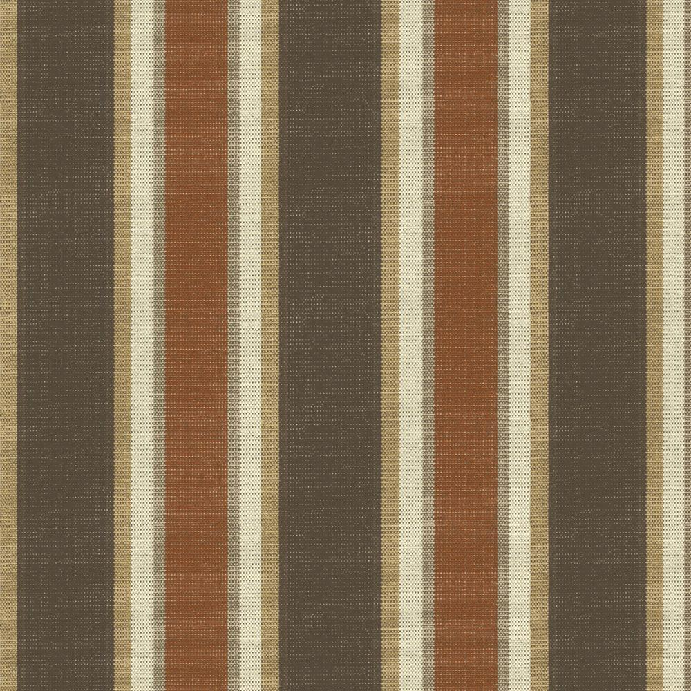 Hampton Bay Scottsdale Stripe Outdoor Fabric By The Yard