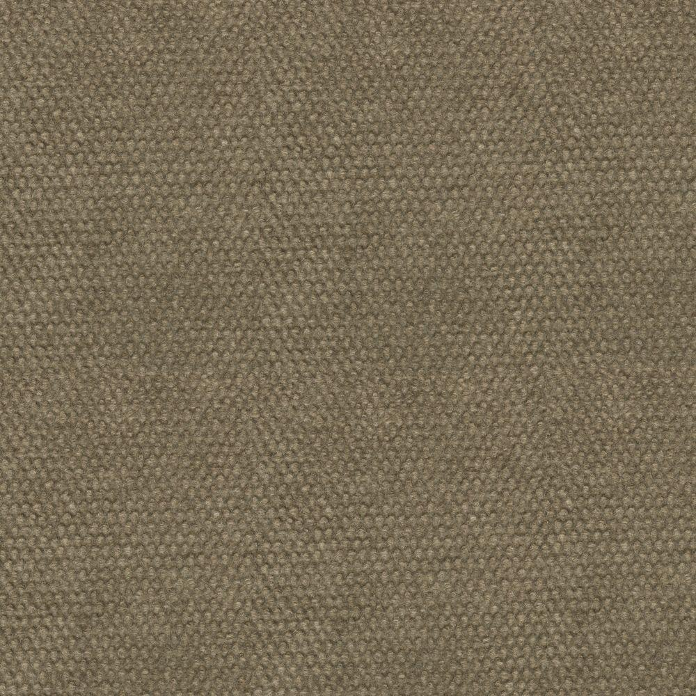 TrafficMASTER Hobnail Taupe Texture 18 in. x 18 in. Indoor and Outdoor Carpet Tile (16 Tiles/Case)