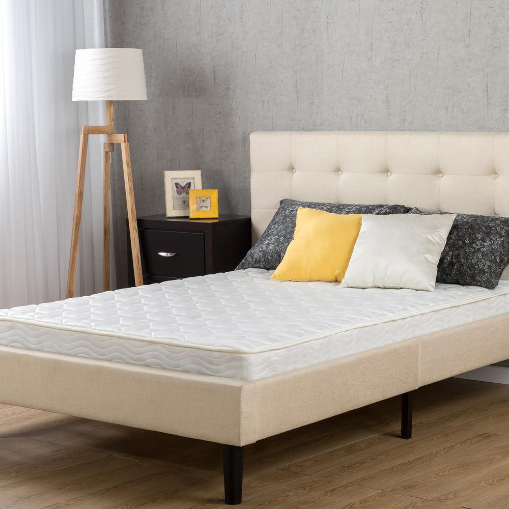 6 in. Full-size Pocket Coil Spring Mattress