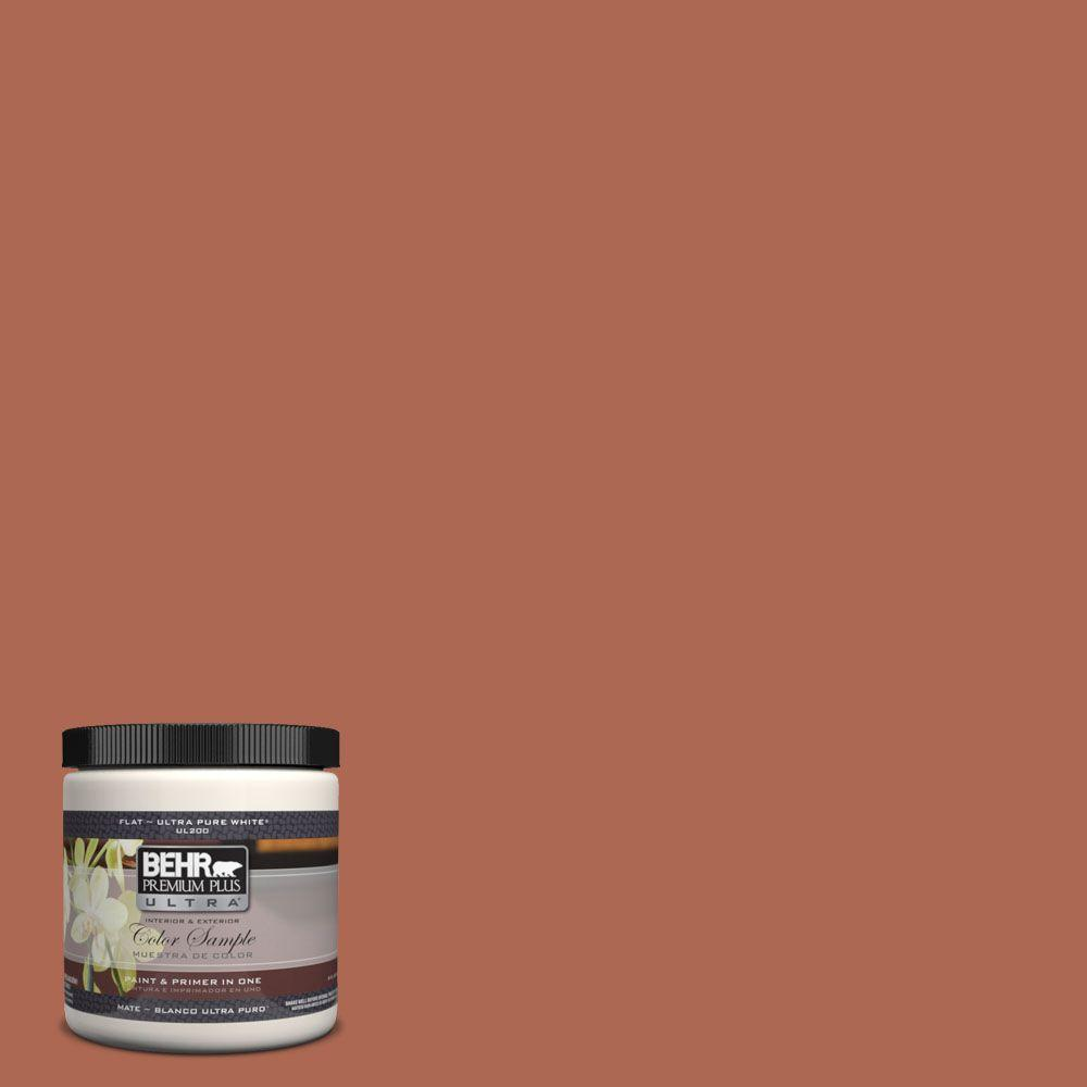 8 oz. #220D-7 Mojave Sunset Interior/Exterior Paint Sample