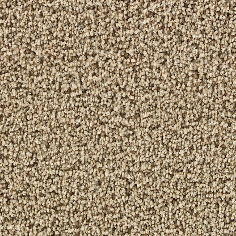 Martha Stewart Living Boldt Castle Nutshell - 6 in. x 9 in. Take Home Carpet Sample-DISCONTINUED