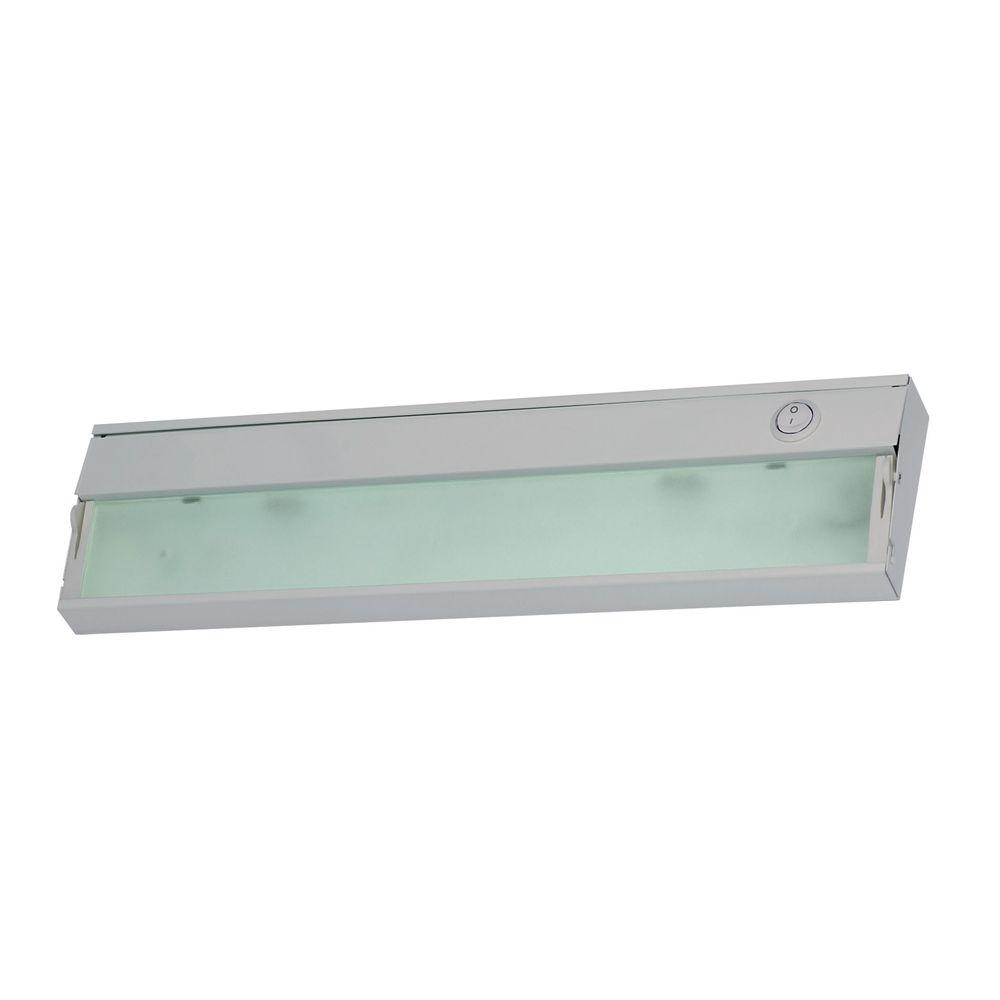 Aurora 2 Light Stainless Steel Under Cabinet Light-TN-60310 - The Home