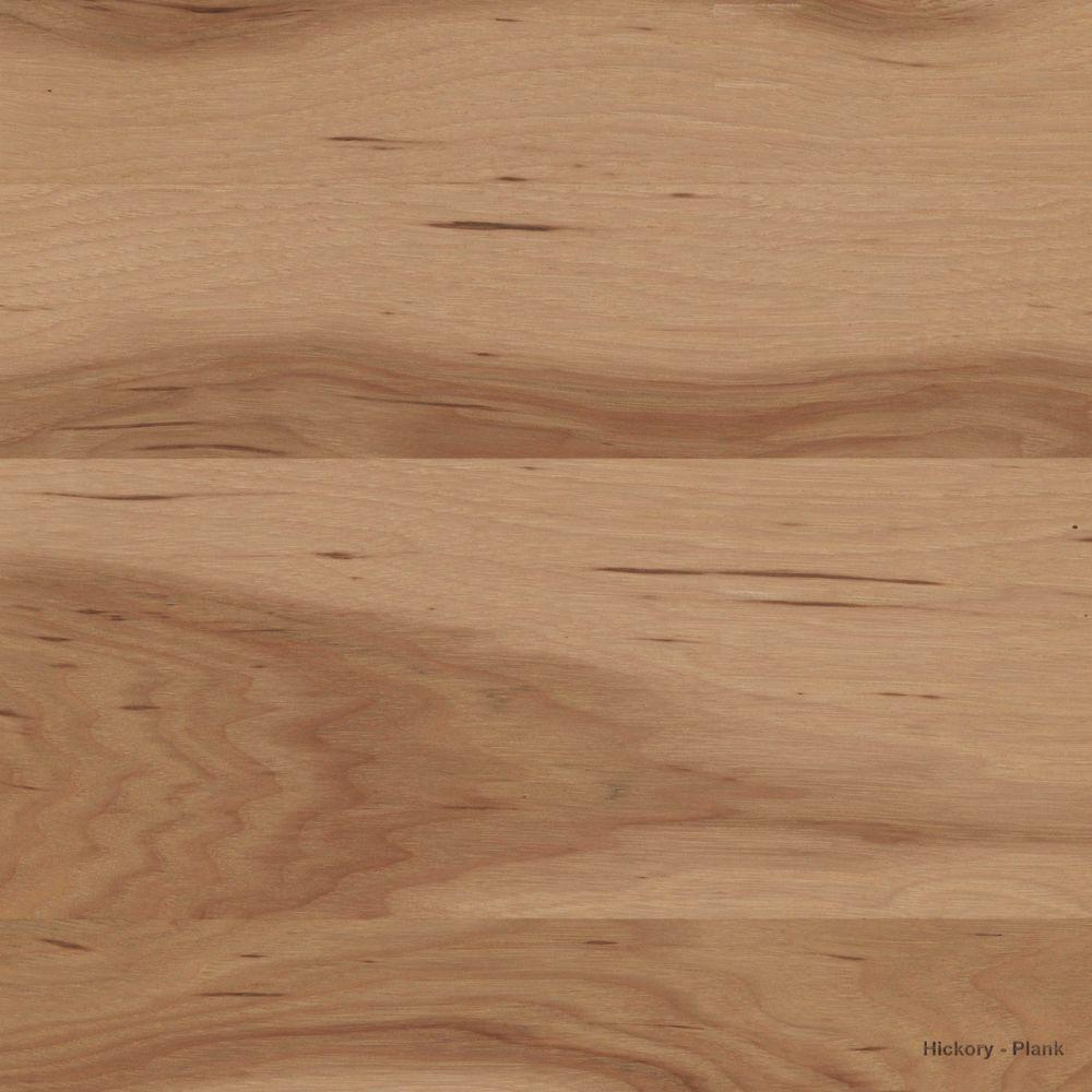 Heirloom Wood Countertops 4 in. x 4 in. Wood Countertop Sample in Hickory Plank