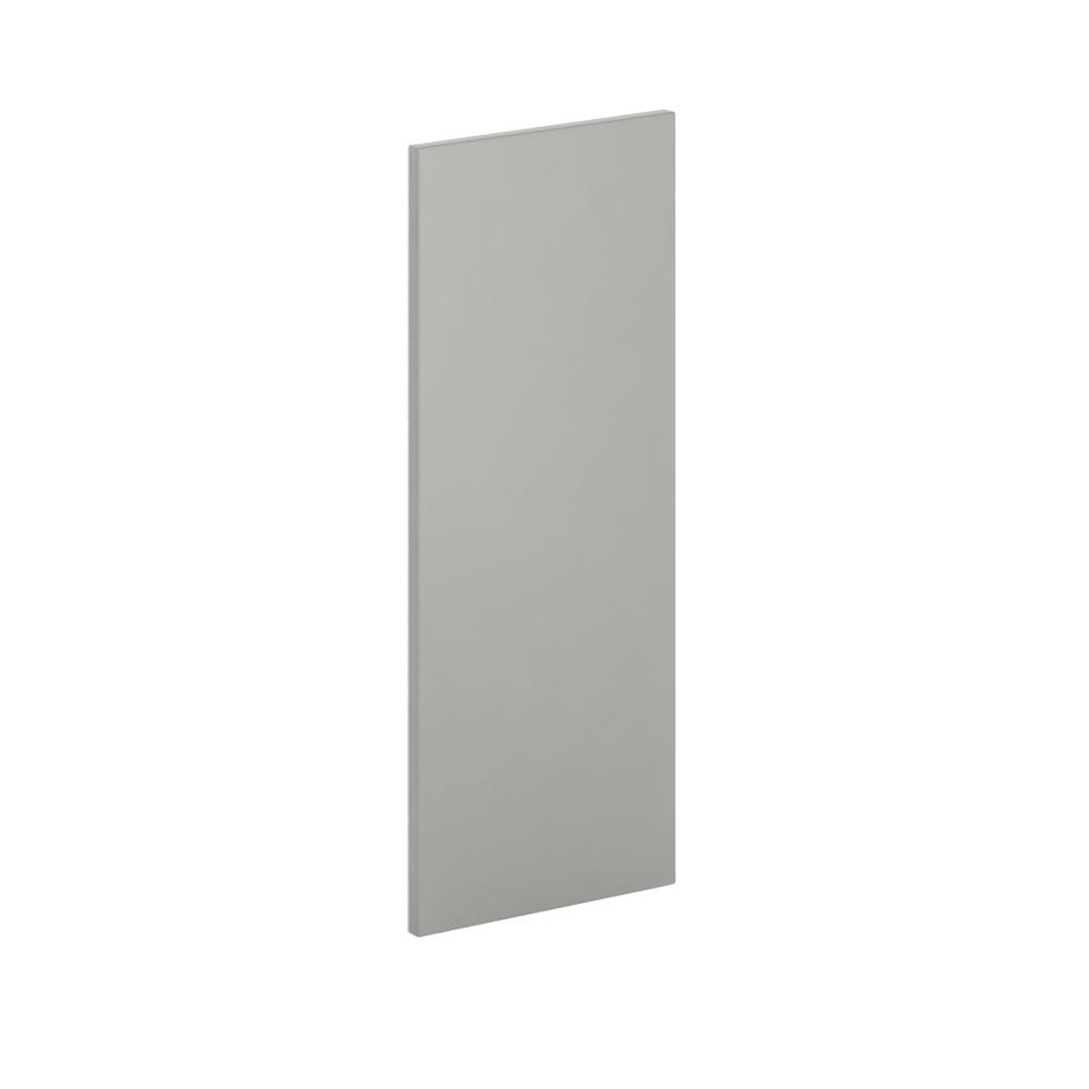 12 in. x 30 in. x 0.125 in. Wall Flush End