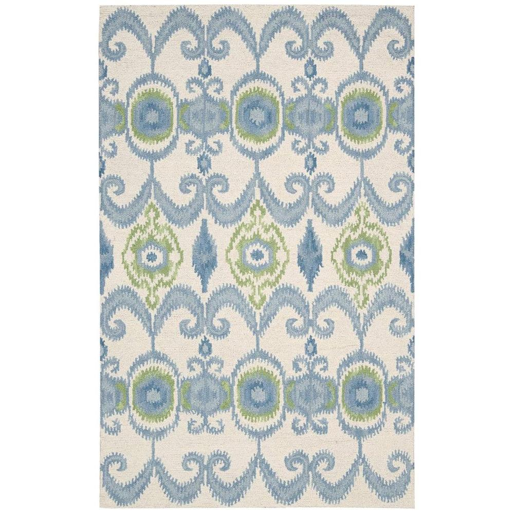 Siam Ivory 8 ft. x 10 ft. 6 in. Area Rug