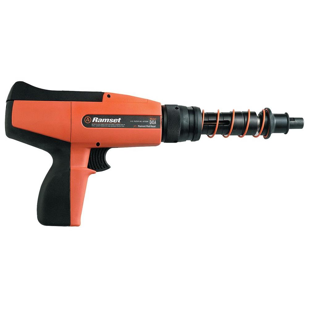 Ramset D45A 0.25 Caliber Semi Automatic Powder Actuated Tool-DISCONTINUED