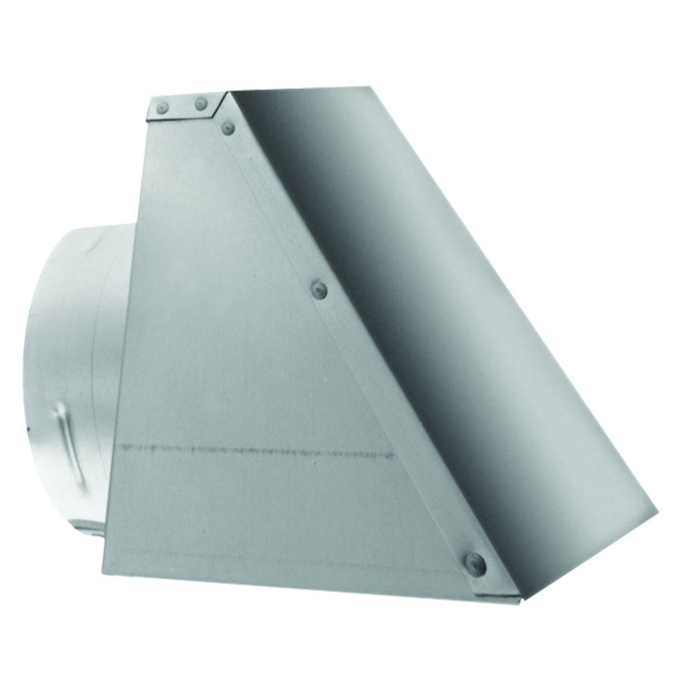 DuraVent PelletVent 8 in. x 8 in. Fixed Horizontal Chimney Cap-3PVL-HSC