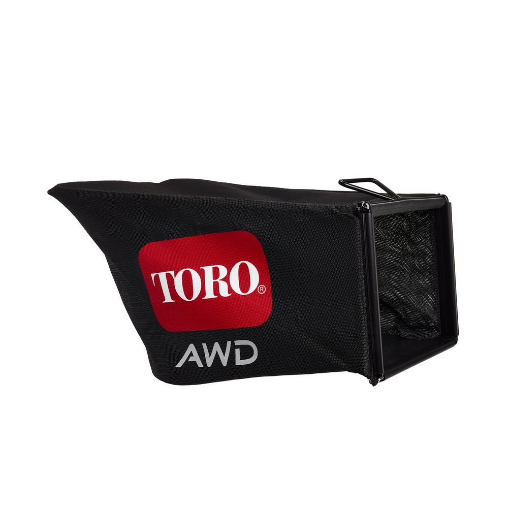 Personal Pace AWD Lawn Mower Fabric Replacement Bag
