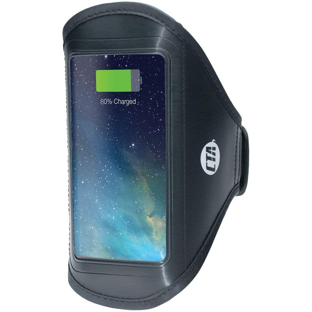 iPhone 6/6s/iPhone 6 Plus/6s Plus 4,000mAh Battery Pack Armband