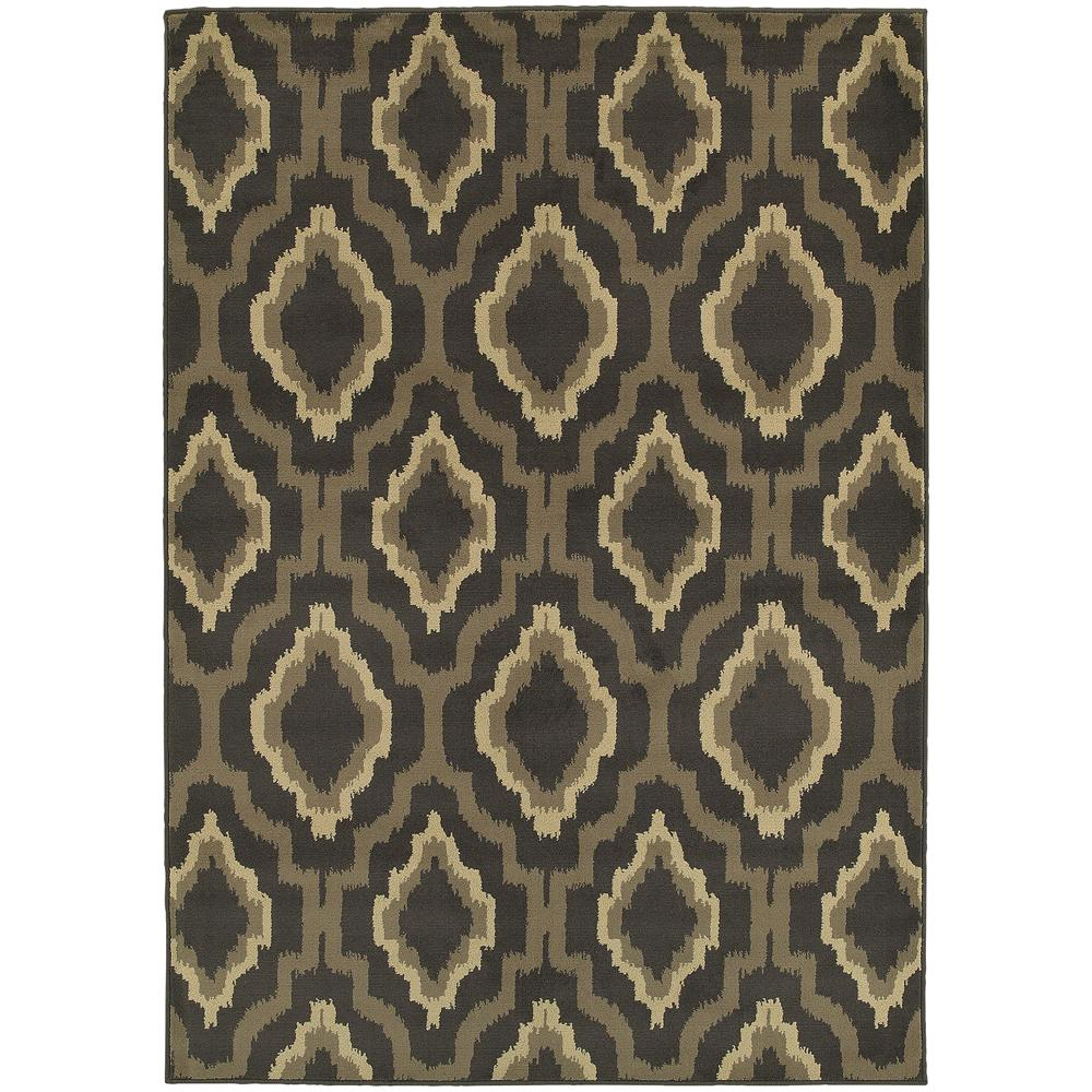 Eastwood Black 7 ft. 10 in. x 10 ft. Area Rug