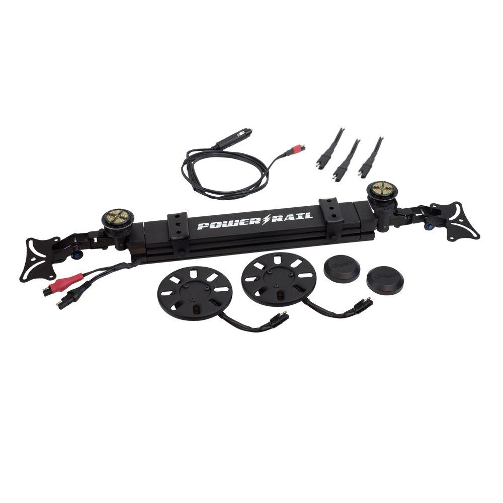 12-Volt Accessory Bar - Complete Kit