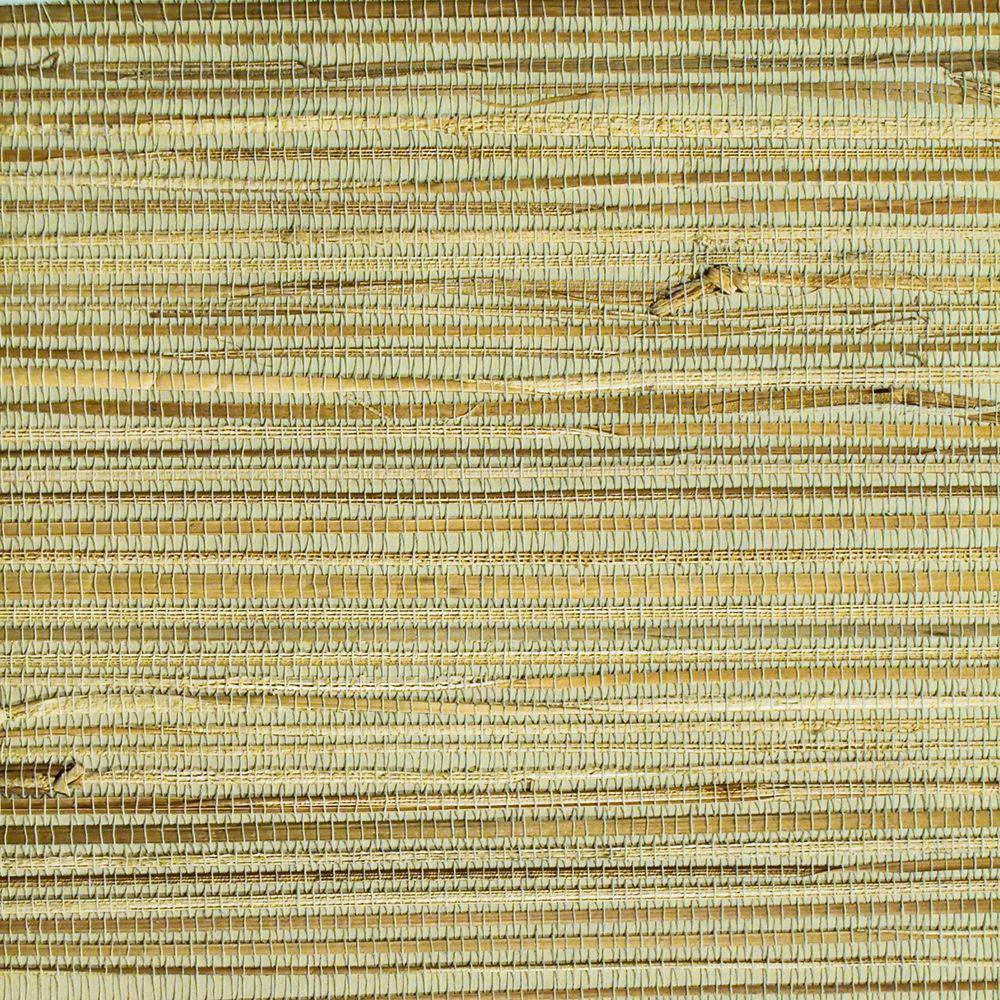 The Wallpaper Company 8 in. x 10 in. Grass Raffia Weave Texture Wallpaper Sample-DISCONTINUED
