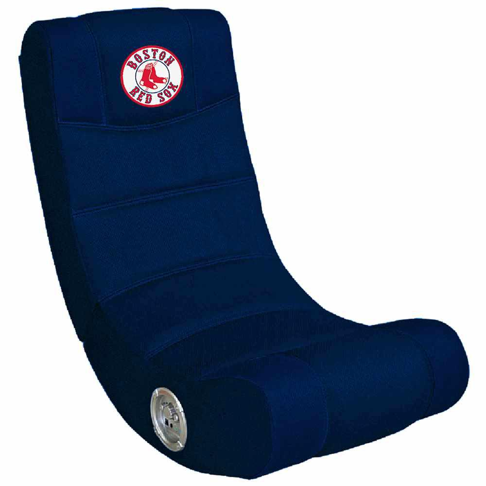 Boston Red Sox Bluetooth Video Chair