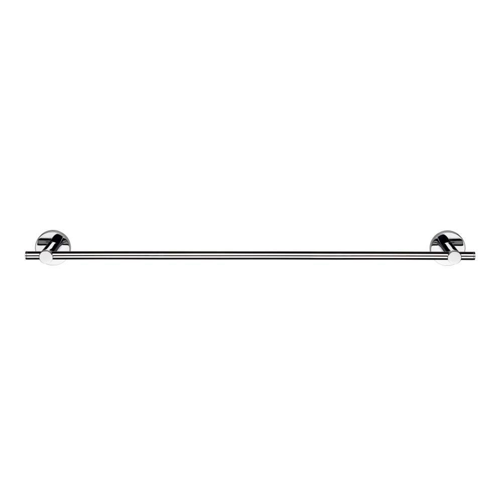 Croydex Pendle 26-3/4 in. Towel Bar in Chrome